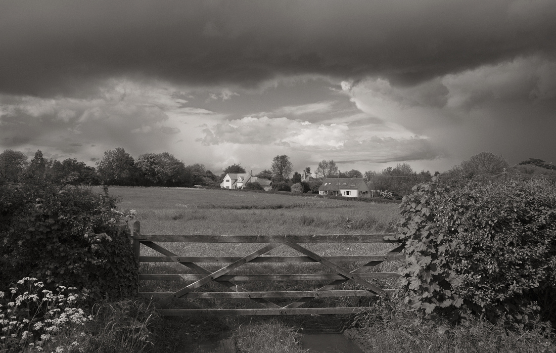Kingston village, Cambridgeshire, May 2015